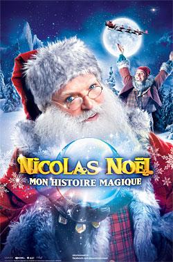 Affiche de Nicolas Noël, mon histoire magique