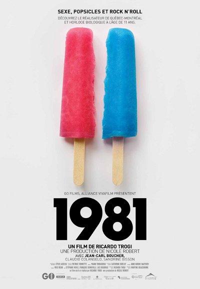 Affiche du film 1981 de Ricardo Trogi