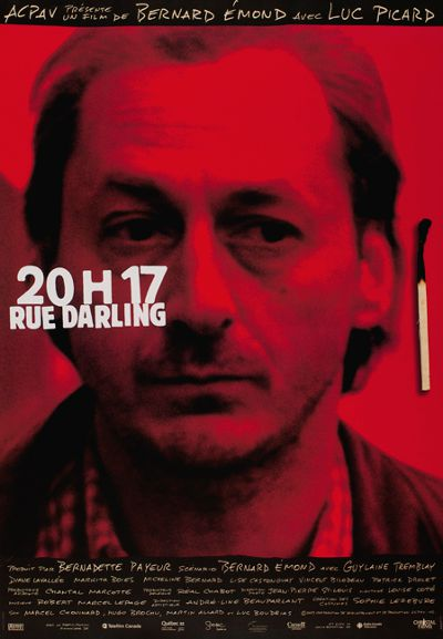 Affiche du film 20h17 rue Darling