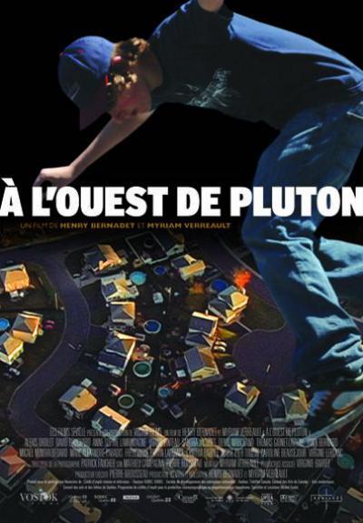 Affiche du film québécois À l'ouest de Pluton