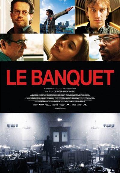 Affiche du film Le banquet