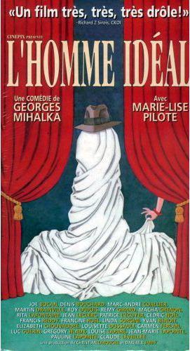Jaquette VHS du film L'homme idéal de George Mihalka (1996)
