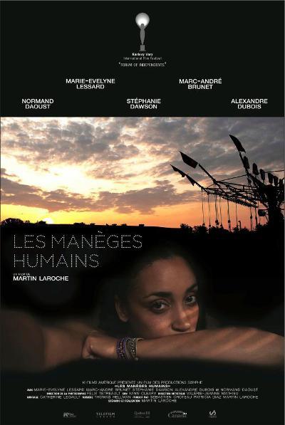 Affiche de Les Manèges humains (Fair Sex), film de Martin Laroche (2013, Sisyphe, K-Films Amérique)