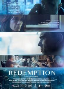 Affiche finale du film Rédemption de Joel Gauthier