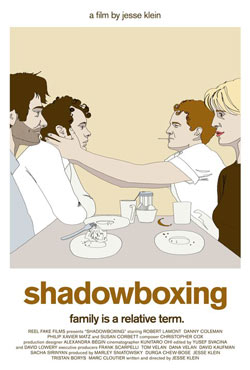 Affiche du film Shadowboxing