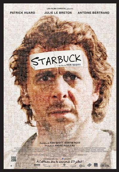 Affiche du film Starbuck de Ken Scott