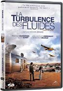 Pochette DVD de La Turbulence des fluides de Manon Briand (Québec-France 2002)