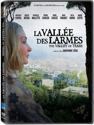 Pochette DVD du film La Vallée des larmes