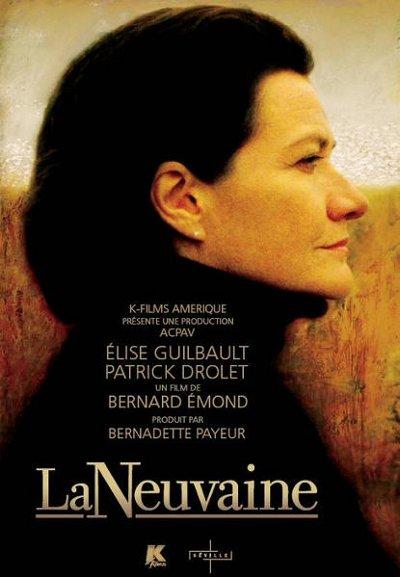 La neuvaine Pochette DVD (Bernard Émond, 2005 - K-Films Amérique)