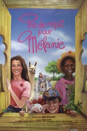 Affiche du film Pas de répit pour mélanie