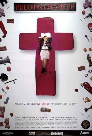 Affiche du film Pudding Chômeur de Gilles Carle (1996)