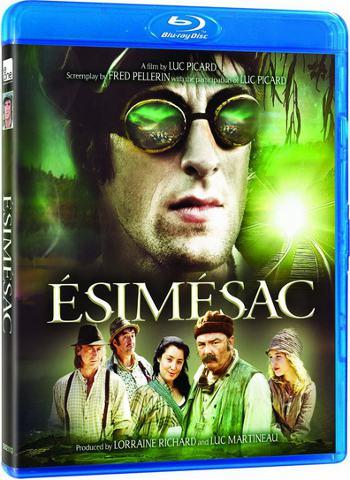 Pochette blu-ray du film Ésimesac (Films Séville)