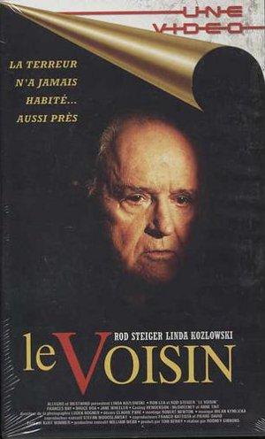 Boîtier de la VHS du film québécois The Neighbor (Rodney Gibbons, 1993 - Allegro FIlms)