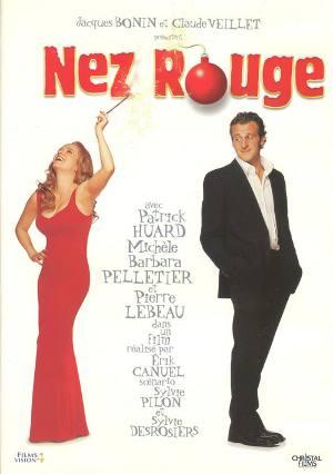 Affiche du film Nez rouge d'Érik Canuel (Christal Films)