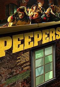 Affiche de la comédie anglophone Peepers de Seth Owen