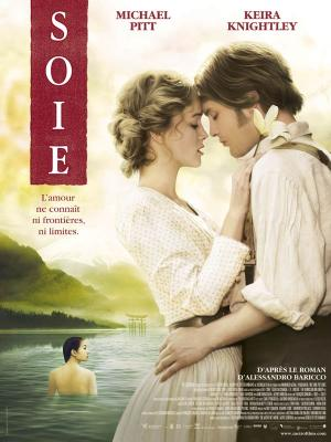 Affiche du film Soie (Silk) de François Girard