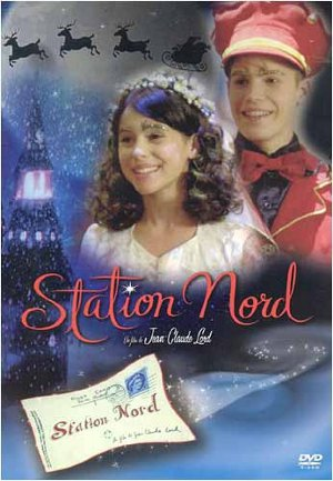 Pochette DVD du film Station Nord J-C Lord, 2001)