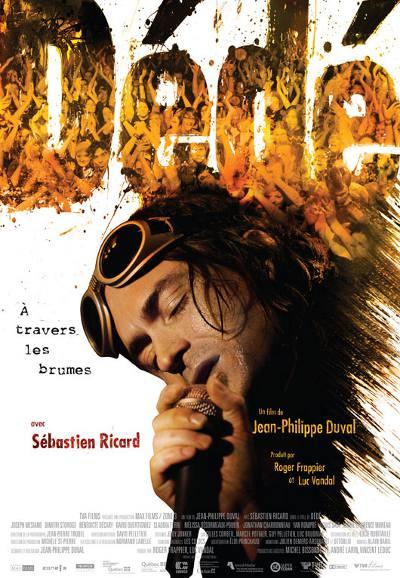 Affiche du film Dédé à travers les brumes