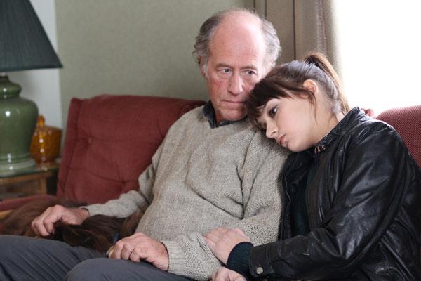 Gabriel Arcand et Sophie Desmarais dans Le démentèlement de Sébastien Pilote (prod ACPAV, dist. Films Séville, 2013)