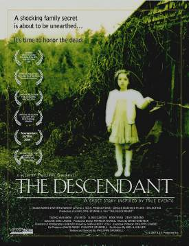 Affiche du film The Descendant de Philippe Spurrell