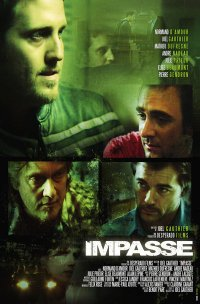 Affiche du film Impasse (Joel Gauthier, 2009 - Affiche: Desperado Films)