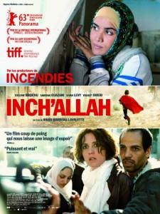 Affiche française du film québécois Inch'Allah
