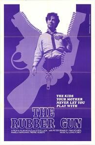 Affiche du film Rubber Gun (Allan Moyle)