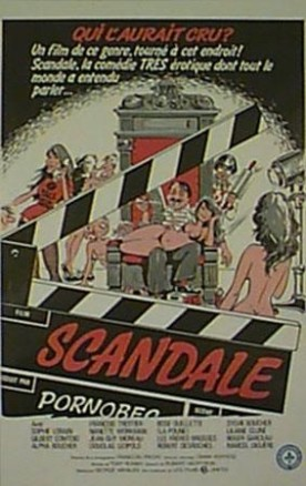 Scandale – Film de George Mihalka