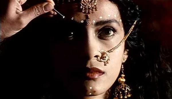La comédienne indienne Nandana Sen dans le film Seducing Maryaa de Hunt Hoe (2000)