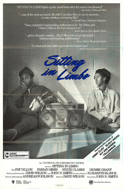 Affiche du film Sitting in limbo (John N. Smith, 1986)