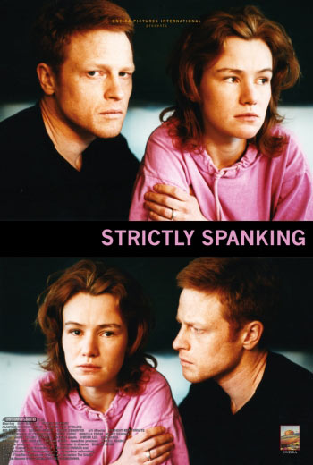 Affiche du film Strictly Spanking (Shbib, 1997 - source image: Oneira Pictures)