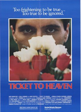 Affiche du film Ticket to Heaven de Ralph L Thomas