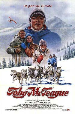 Affiche américaine du film Toby McTeague, réalisé par Jean-Claude Lord (source: Impawards)