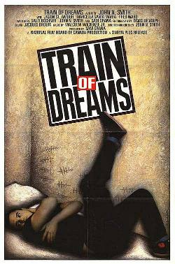 Affiche du film Train of dreams (©Cinéma Plus Distribution)
