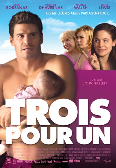 Affiche du film These Girls (John Hazlett, 2005 - Films Séville)