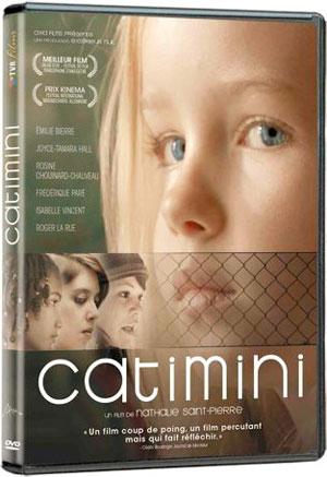 Pochette DVD du film Catimini (Nathalie St-Pierre, 2013)