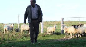 Gabriel Arcand dans le film Le démantèlement (Sébastien Pilote, 2013)