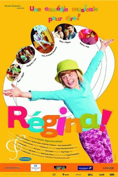 Affiche française du film Régina!