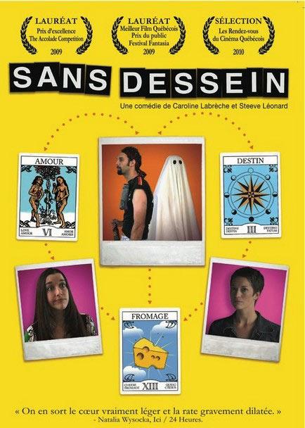 Affiche du film Sans Dessein de Steve Leonard et Caroline Labrèche