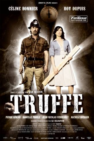 Affiche du film Truffe de Kim Nguyen (source: Films Christal)