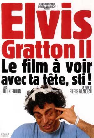 Pochette DVD du film Elvis Gratton II Miracle à Memphis