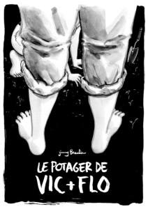 LA BANDE DESSINÉE « LE POTAGER DE VIC UNE CRÉATION DE JIMMY BEAULIEU