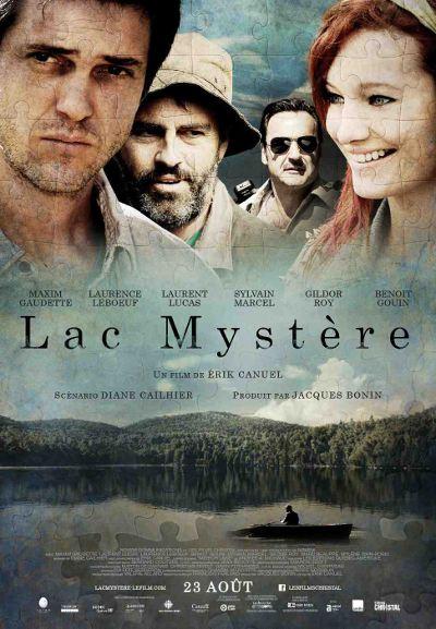 Affiche du film Lac Mystère d'Érik Canuel