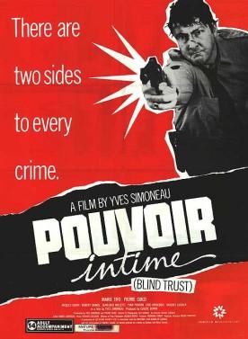 Pouvoir intime – Film d'Yves Simoneau