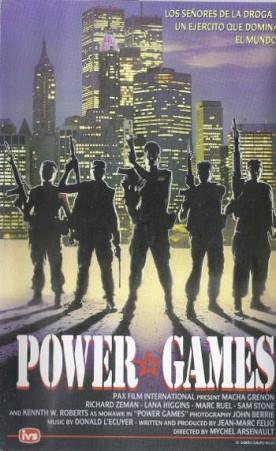 Power Games (Jeux de pouvoir) – Film de Mychel Arsenault