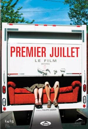 Image de l'affiche du film Premier Juillet (Gagnon, 2004)