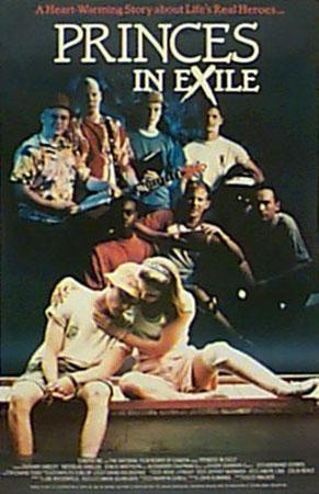 Image de l'affiche de Princes in exile de Giles Walker (Coll. Cinémathèque québécoise)