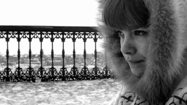 Geneviève Bujold dans La Fleur de l'âge : Geneviève de Michel Brault (1965)