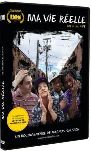 Pochette DVD du film Ma vie réelle (Magnus Isacsson, 2012)