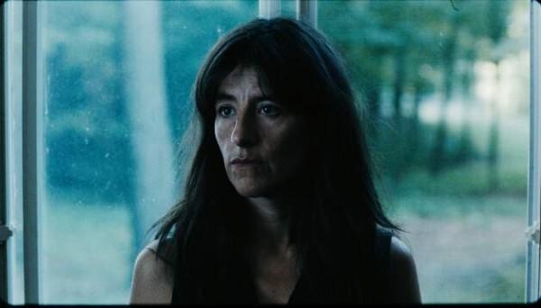 Romane Bohringer dans le film Vic+Flo ont vu un ours (Denis Côté, 2013 - FunFilm)